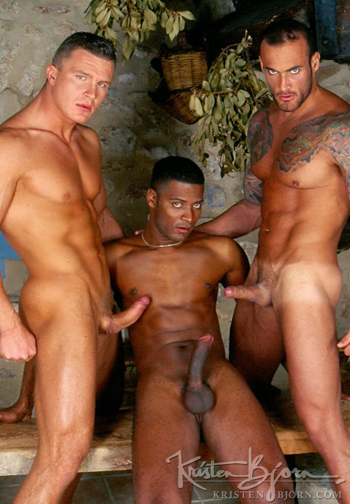 Manville: City of Men Scene 4 Members Only