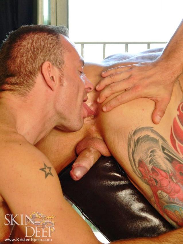 Skin Deep Part 1 Scene 1 Etienne Cendras & Renzo Belli