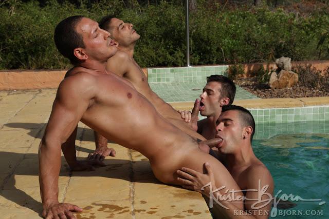 Costa Brava Best Group Scene
