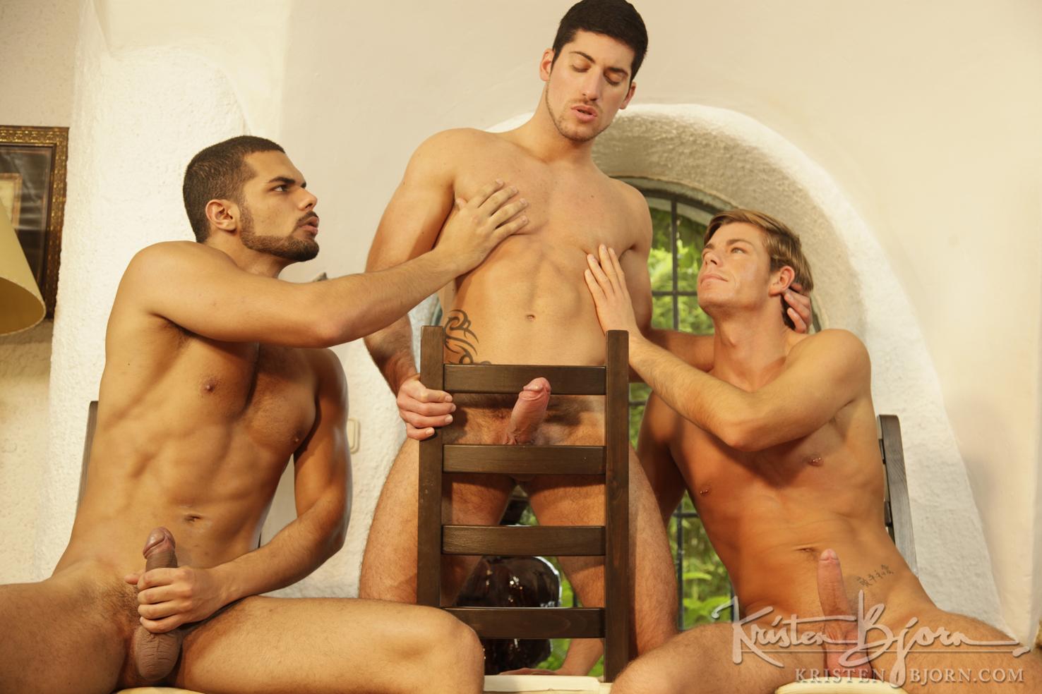 Headhunting Chp.1 Lucas Fox, Leo Domenico & Toby Dutch