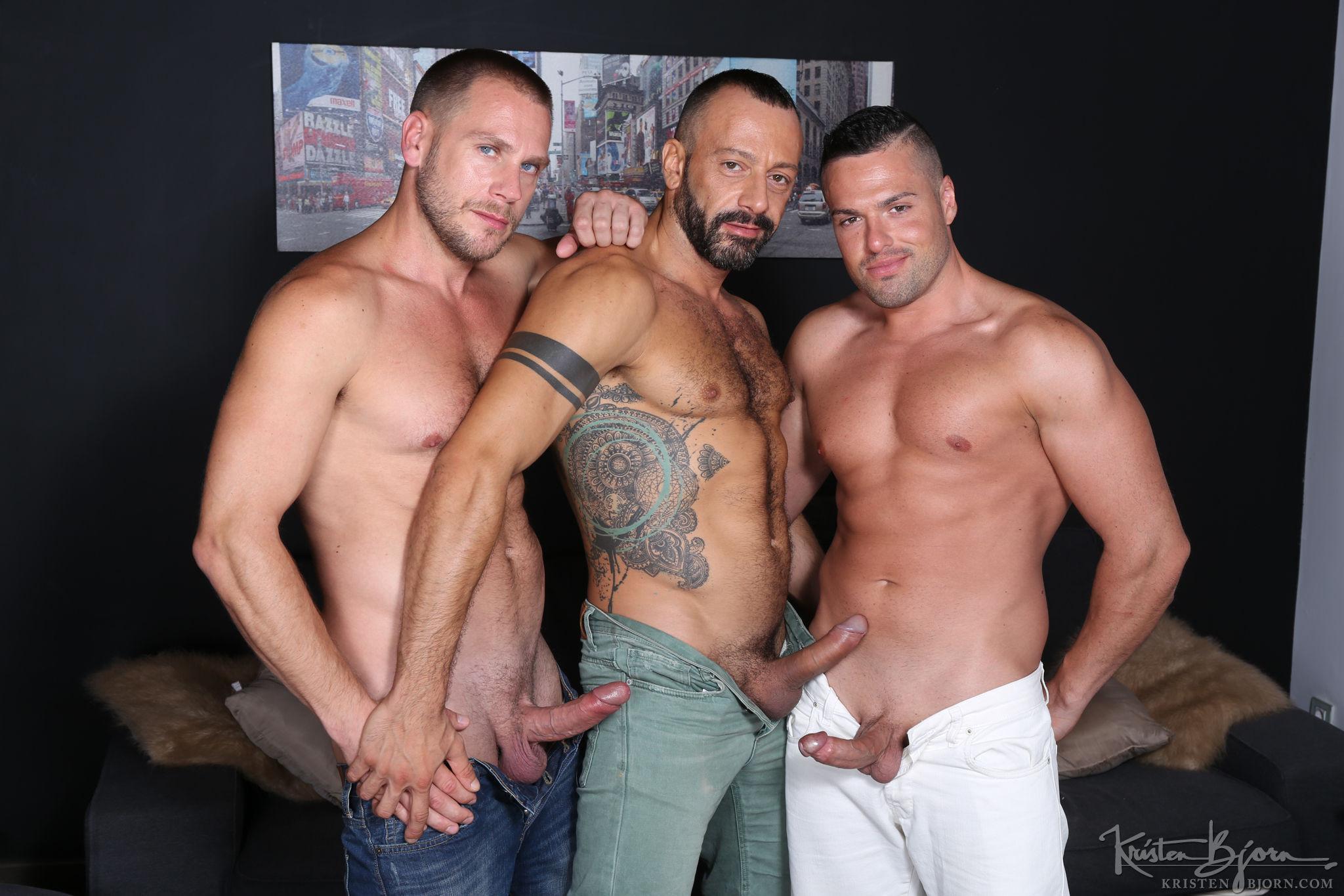 Meat Men: Ride Me – Hans Berlin, Gabriel Lunna, Alberto Esposito