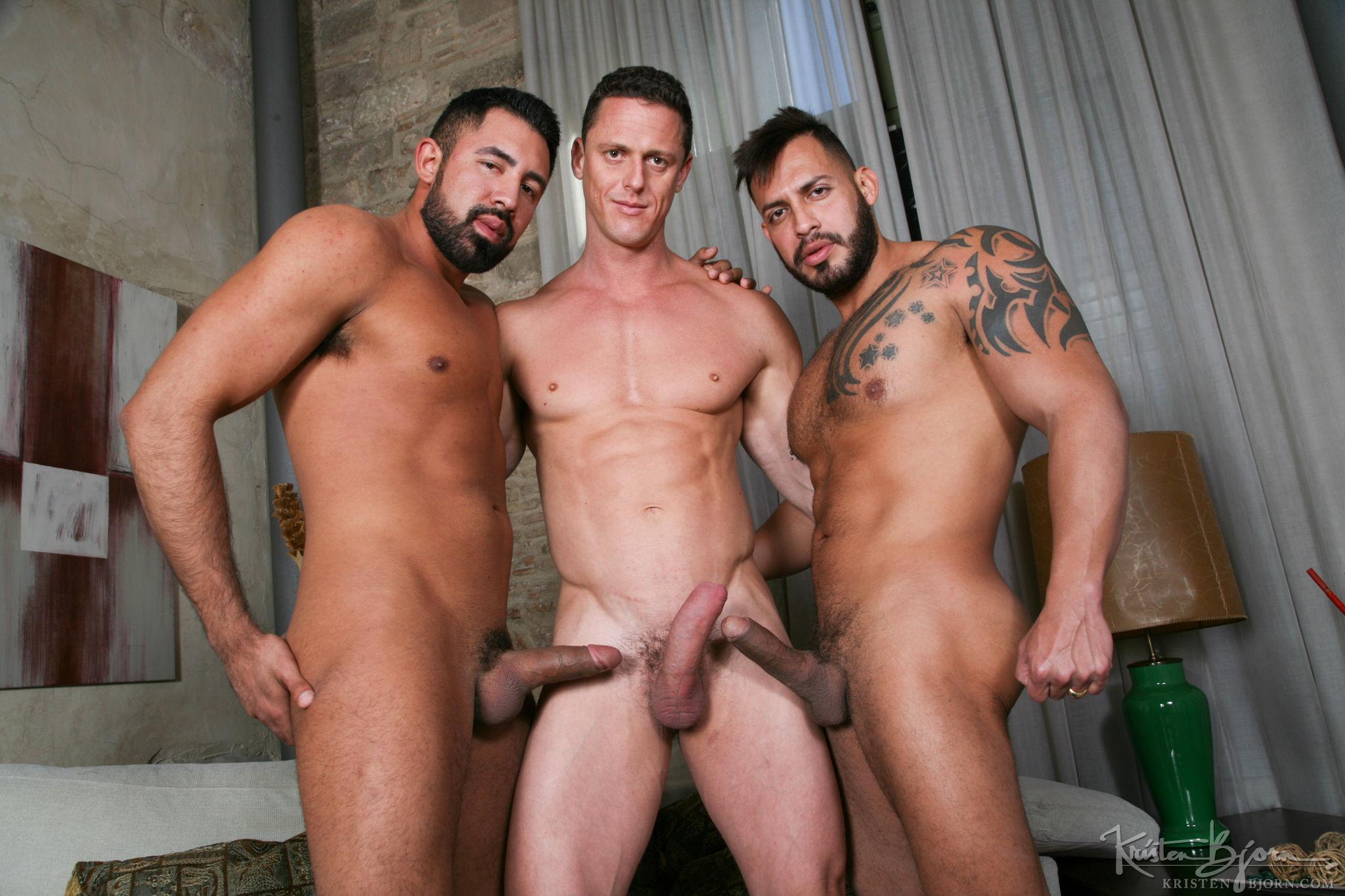 Meat Men: Trinomial – Ivan Gregory, Viktor Rom, Gabriel Taurus