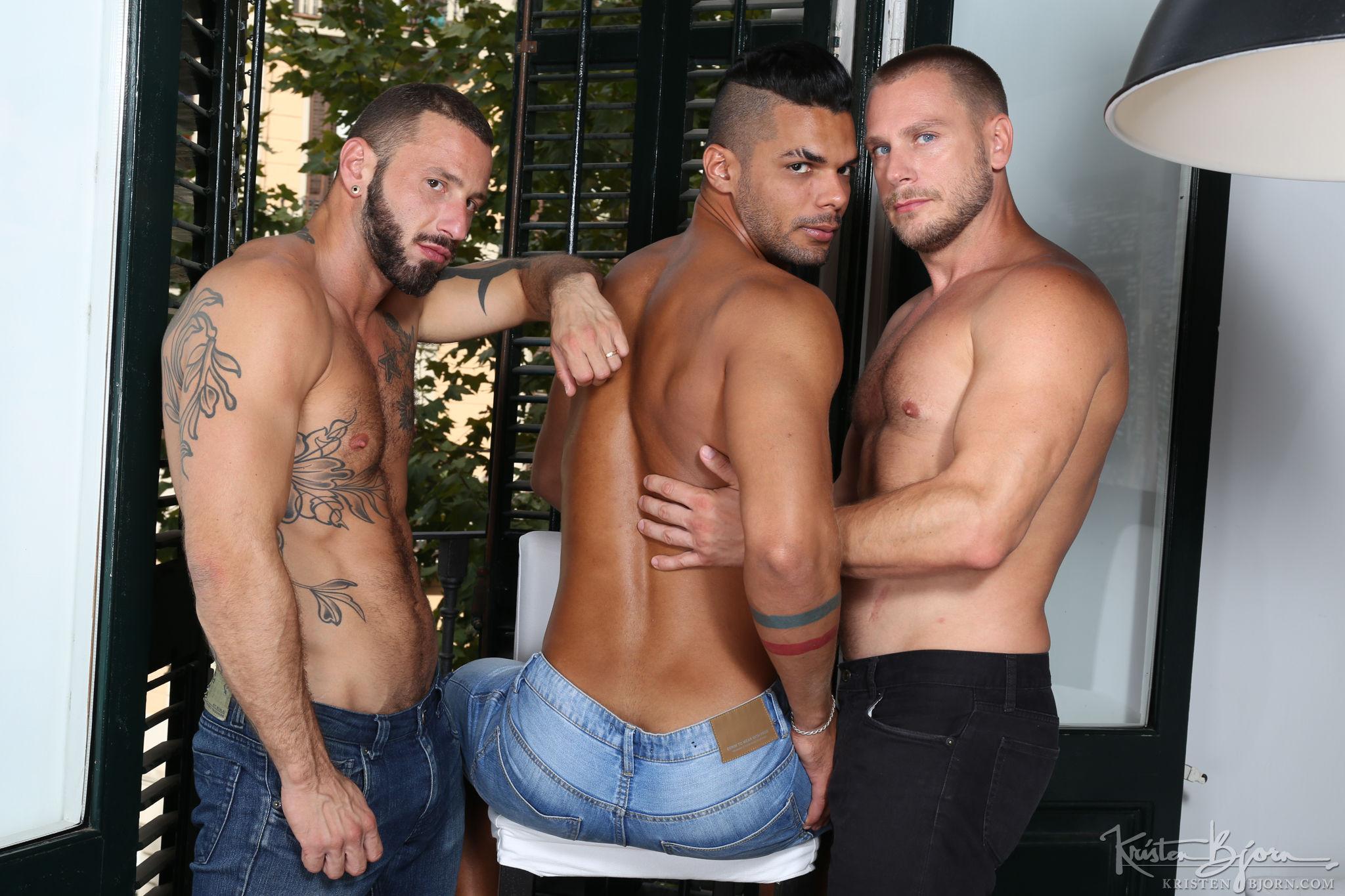 Hot Stuff: Nightfall Sex – Hans Berlin, Antonio Miracle, Lucas Fox
