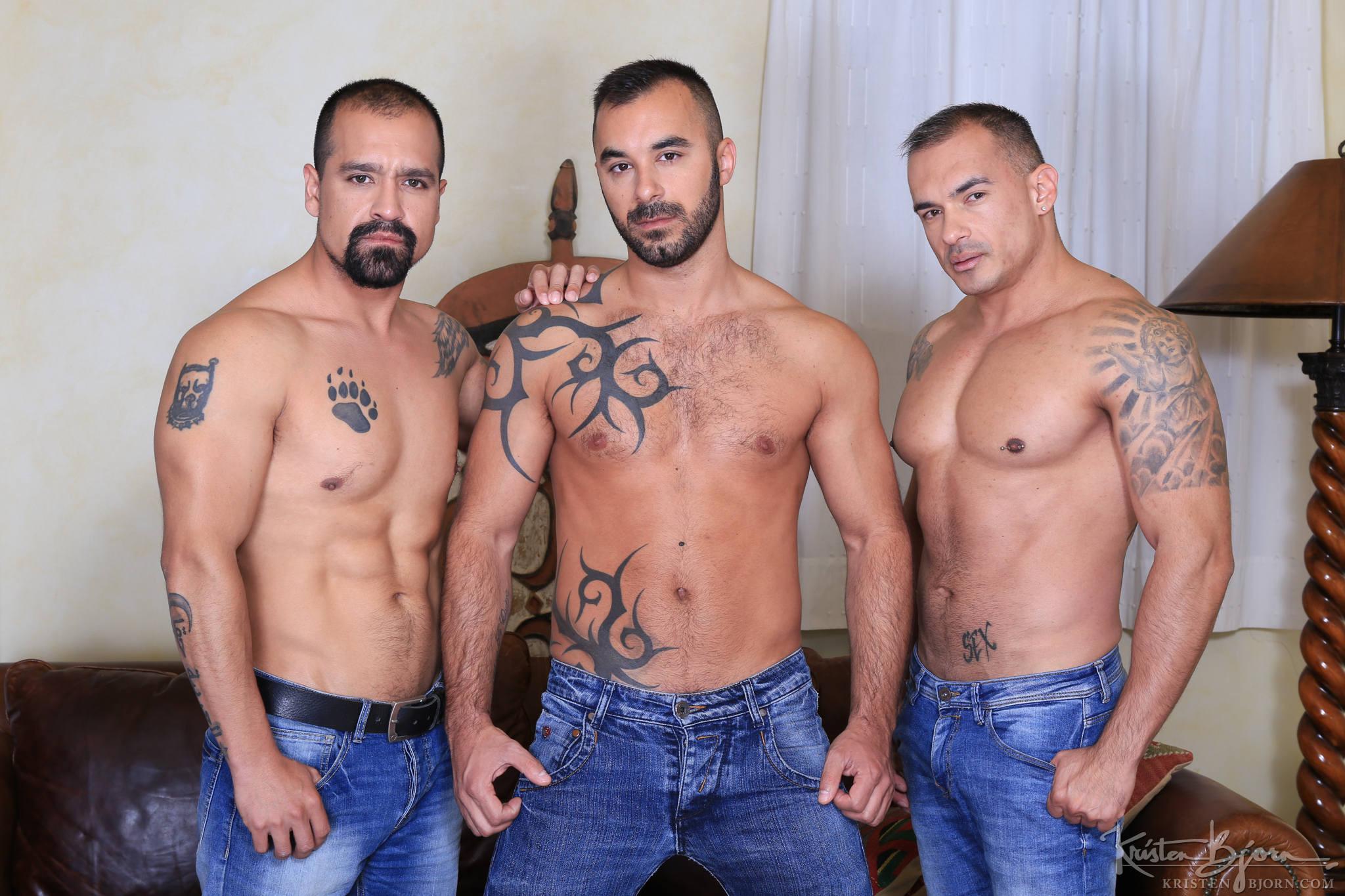 Horndogs, sc. 6: Xavi Duran, Amir Dib, Santi Noguera