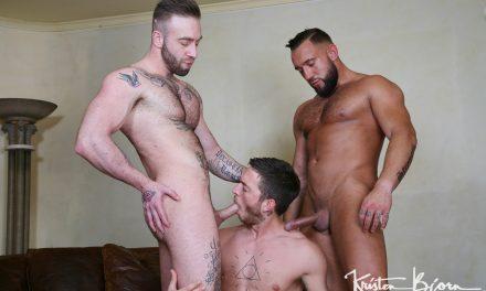 KB Underpants: Manuel Scalco, Jake Cook, Ricco Fatale