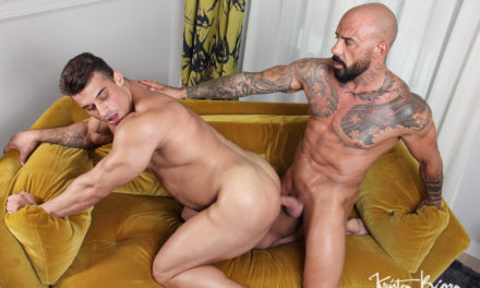 CASTING COUCH 434: Heracles, Juanjo Rodriguez