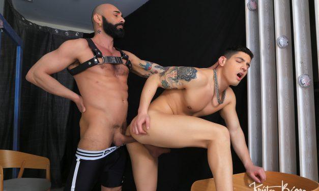 THE THIEF: Bastian Karim, Gianni Maggio
